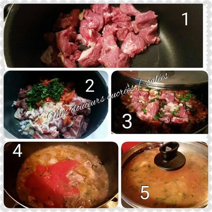 chorba preparation