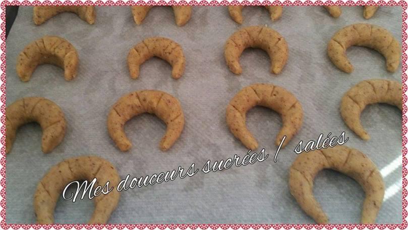 croissant avant cuisson