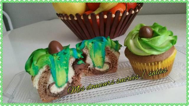 cupcake fourré
