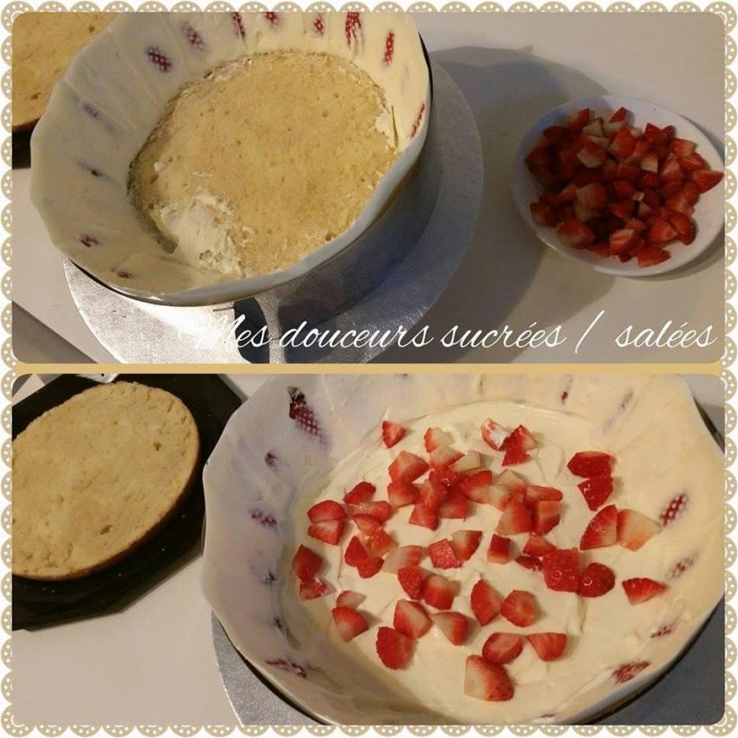 fraisier montage