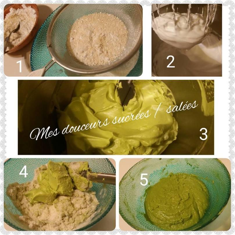 amaretti preparation