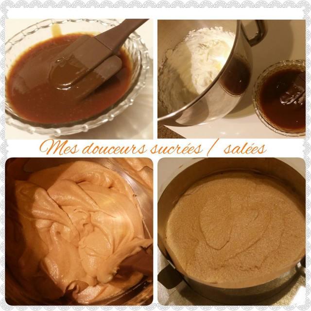 choco caramel mousse 1