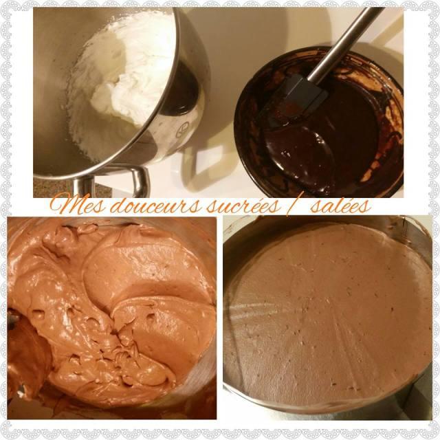 choco caramel mousse 2