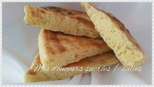 pain algerien moelleux