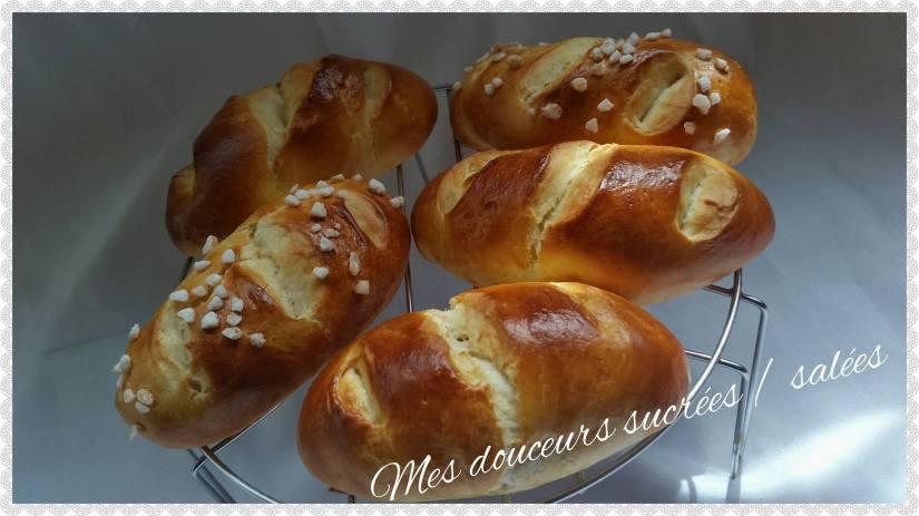 pain au lait repos