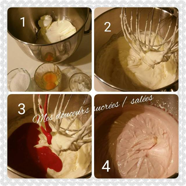 cheesecake preparation