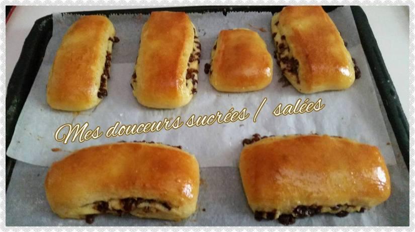 brioche suisse cuisson