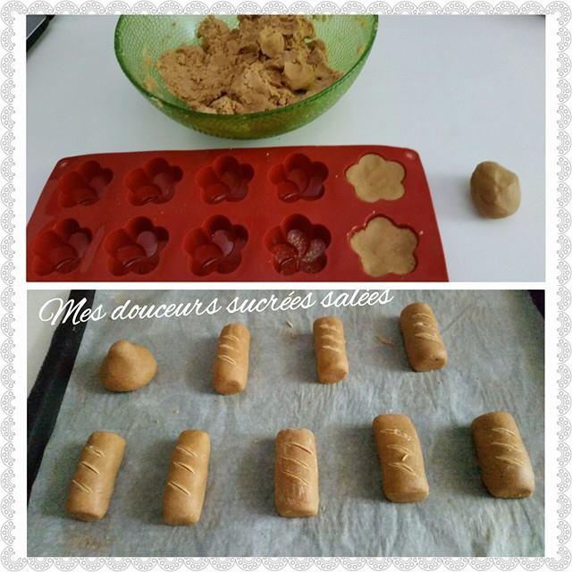 Ghribia preparation