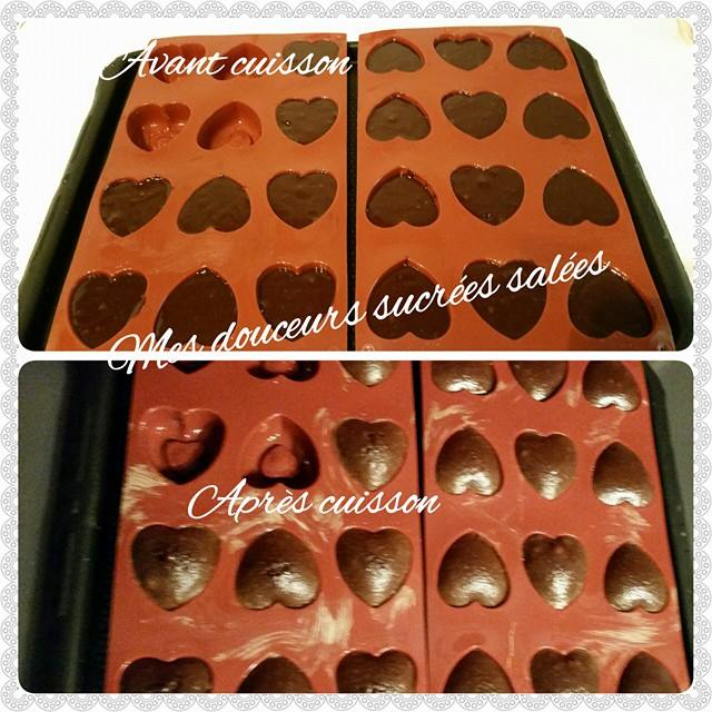 coeur en chocolat moule