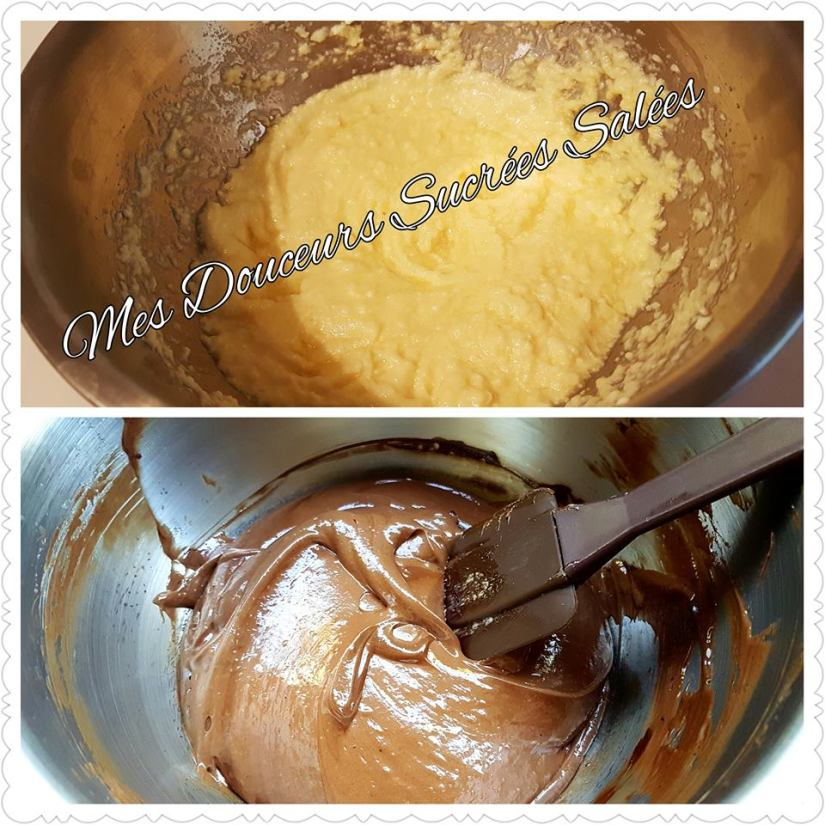 gateau biscuit thé chocolat creme au beurre