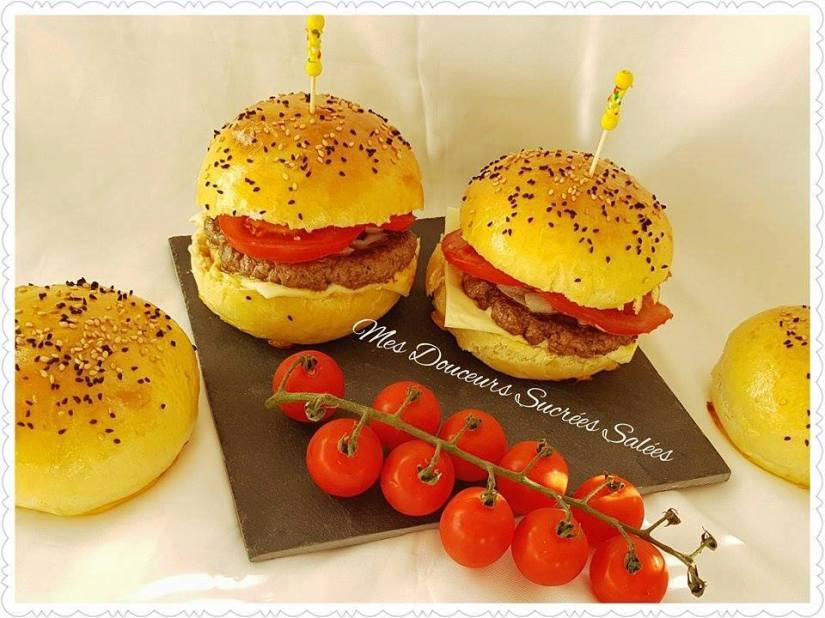 hamburger-buns-moelleux