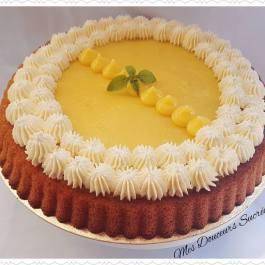 tarte amande citron