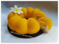 entremet Coco insert Ananas
