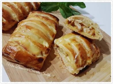 feuilletés fromage